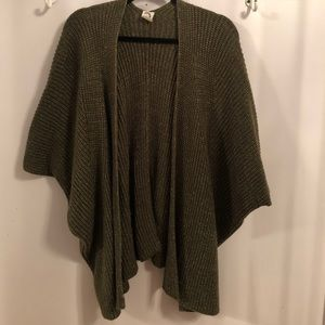 Akemi and Kin By Anthropologie Knitted Kimono